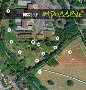 Disc Golf Impossible 2018