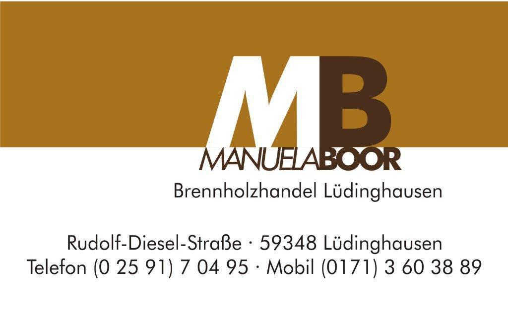 Manuela Boor Brennholzhandel