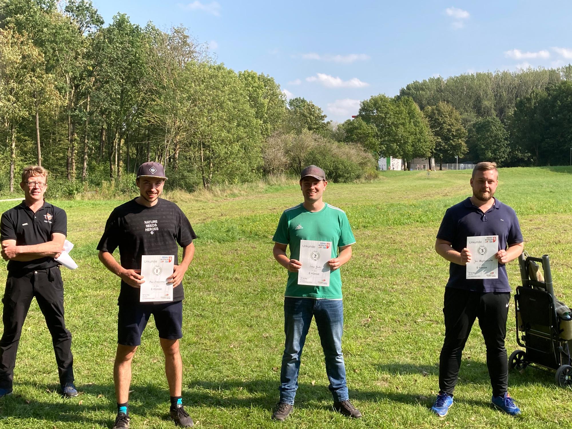 Erfolgreicher Neustart der Westfalen-Tour in Beckum